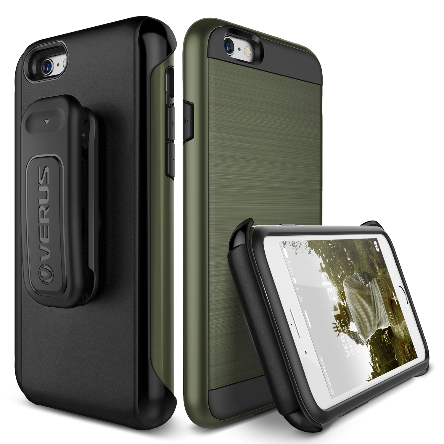 Verus IPhone 66S Verge Magnetic Active Series Klf VRS