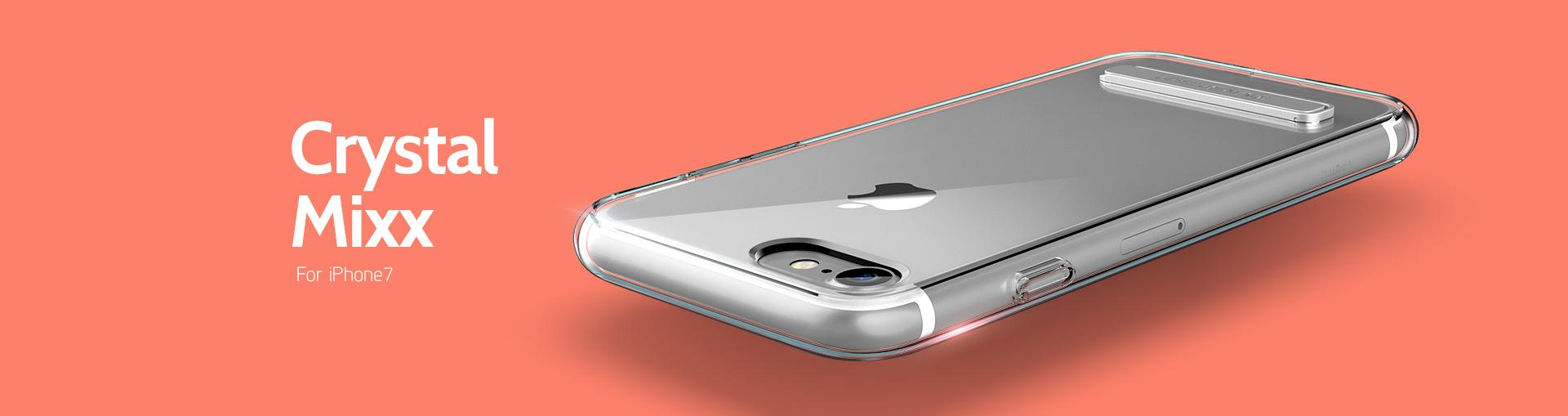iPhone 7 Crystal Mixx