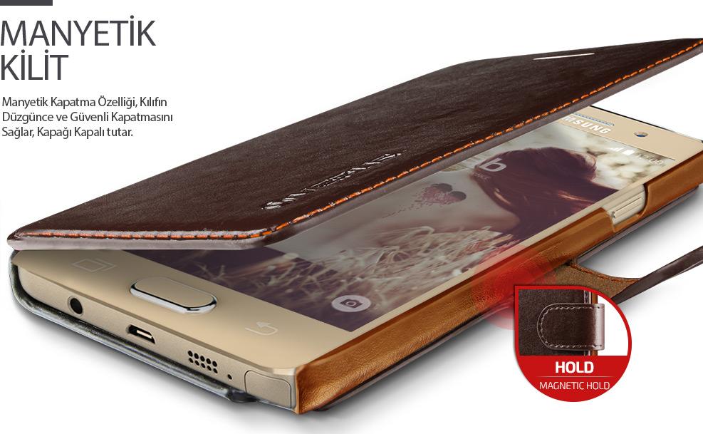 Verus Samsung Galaxy Note 5 Case Dandy Layered Series Kilif