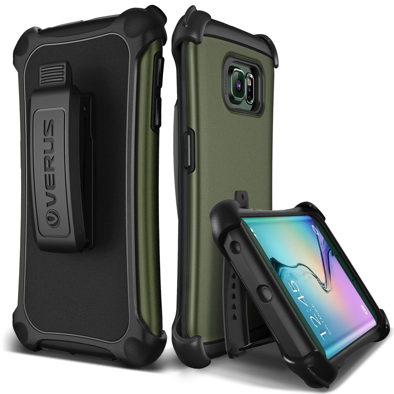 Galaxy S6 Edge Kılıf Hard Drop Active Serisi Verus