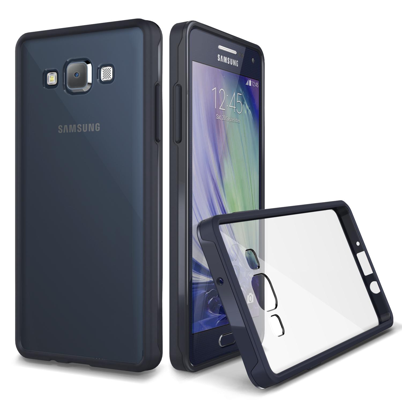Verus Samsung Galaxy A7 Case Crystal Mixx Series Kilif