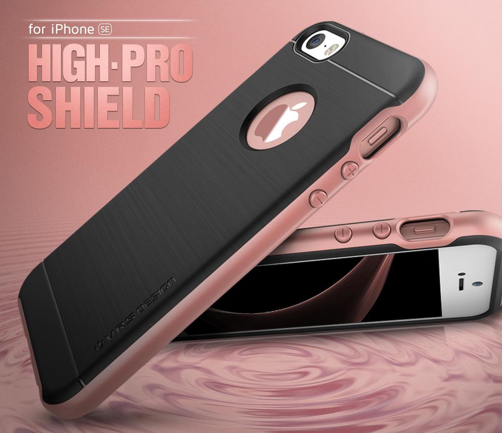 purchase cheap 9827f f42e7 Verus iPhone SE High Pro Shield Series Kılıf
